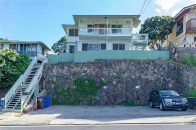 Multi Family Home For Sale: 1209 Wanaka Street
