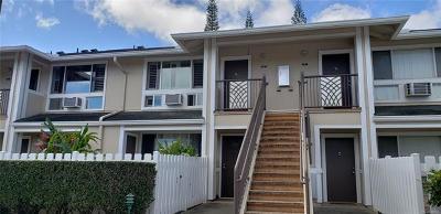 Mililani Condo/Townhouse For Sale: 95-1151 Koolani Drive #85