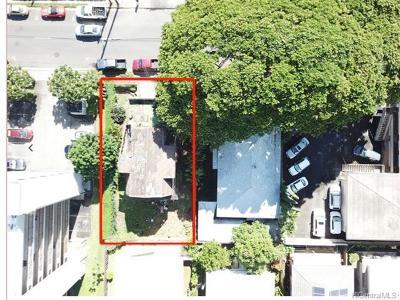 Honolulu Residential Lots & Land For Sale: 1304 Kinau Street