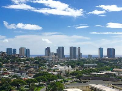 Honolulu Condo/Townhouse For Sale: 2029 Nuuanu Avenue #1606