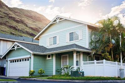 Waianae Single Family Home For Sale: 87-2139 Pakeke Street