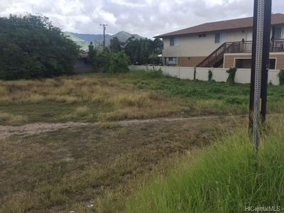 Residential Lots & Land For Sale: 87-214 Farrington Highway