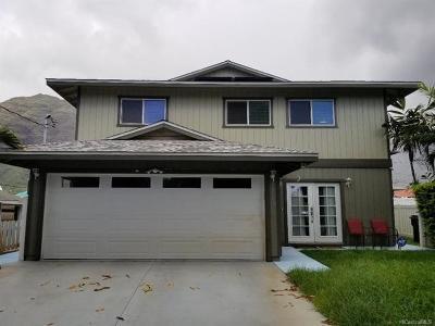 Waianae HI Single Family Home For Sale: $785,950