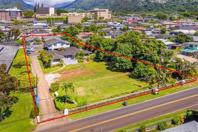 Honolulu Residential Lots & Land For Sale: 608 N Judd Street