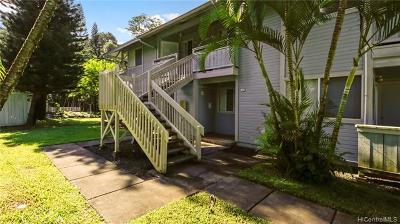 Mililani Condo/Townhouse For Sale: 95-664 Wikao Street #L201