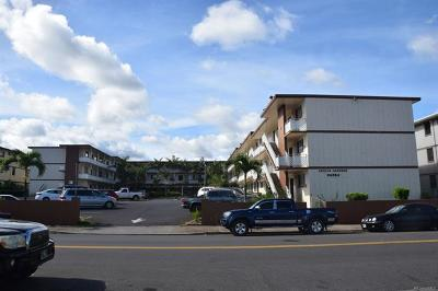 Waipahu Condo/Townhouse For Sale: 94-054 Leolua Street #A104