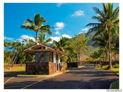 Honolulu County Residential Lots & Land For Sale: 84-820 Alahele Street