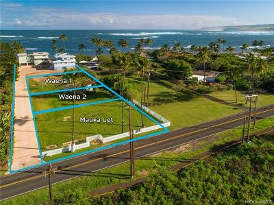 Residential Lots & Land For Sale: 67-431 Waialua Beach Road