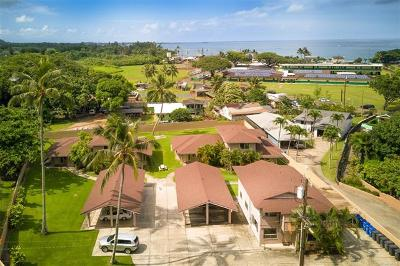 Single Family Home For Sale: 54-83a Hauula Hmstd Road