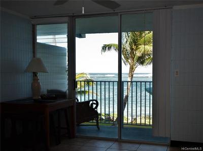 Condo/Townhouse For Sale: 53-567 Kamehameha Highway #302
