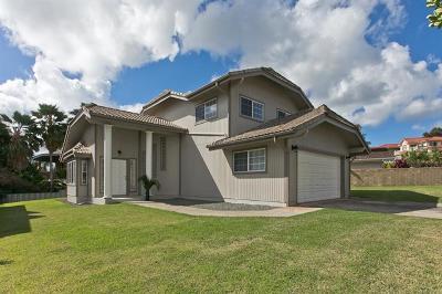 Kapolei Single Family Home For Sale: 92-1249 Umena Street