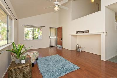 Kapolei Single Family Home For Sale: 91-202 Makahaiwaa Place