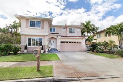 Ewa Beach Single Family Home For Sale: 91-1123 Hoowalea Street