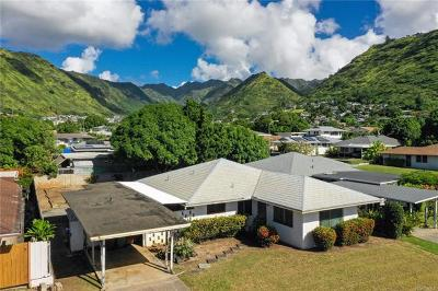 Honolulu County Single Family Home For Sale: 519 Hind Drive