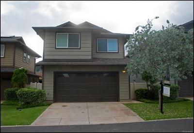 Ewa Beach Single Family Home For Sale: 91-1001 Keaunui Drive #243