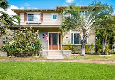 Ewa Beach Single Family Home For Sale: 91-1100 Kaileonui Street