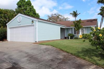 Kapolei Single Family Home For Sale: 92-102 Oloa Place
