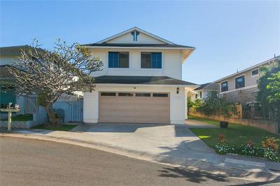 Waipahu Single Family Home For Sale: 94-1093 Kuhao Street