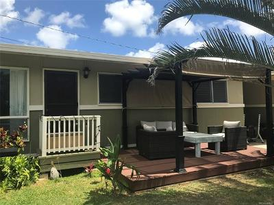 Honolulu County Single Family Home For Sale: 54-269 Kamehameha Highway