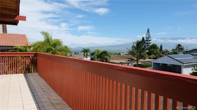 Maui County Single Family Home For Sale: 786 Wailupe Drive