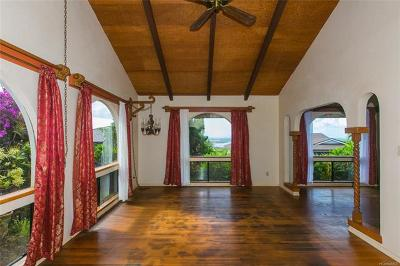 Aiea Single Family Home For Sale: 98-795 Lanikuakaa Street