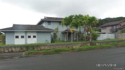 Kailua Single Family Home For Sale: 1303 Akele Street