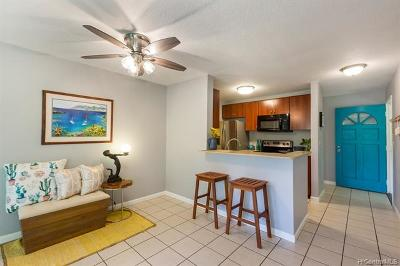 Mililani Condo/Townhouse For Sale: 95-510 Wikao Street #L201