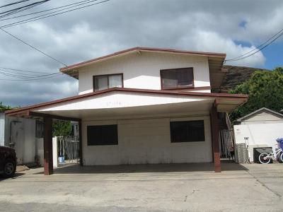 Waianae HI Single Family Home For Sale: $745,000