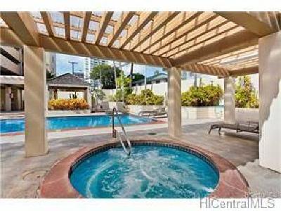 Honolulu County Condo/Townhouse For Sale: 1201 Wilder Avenue #3005