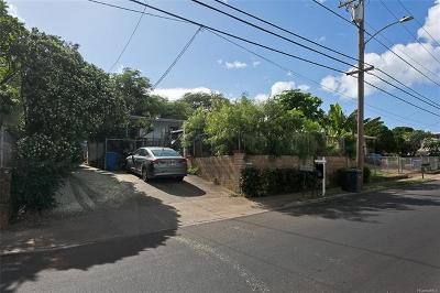 Honolulu County Single Family Home For Sale: 85-285 Waianae Valley Road