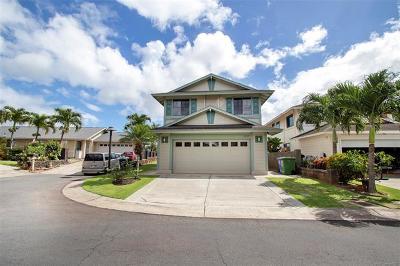 Waipahu Single Family Home For Sale: 94-207 Kaloli Place