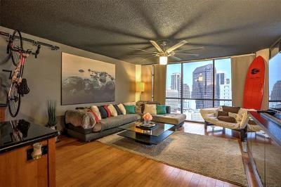 Honolulu Condo/Townhouse For Sale: 60 N Beretania Street #2201