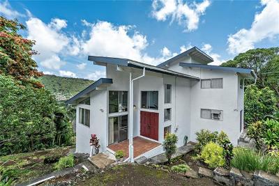 Single Family Home For Sale: 3153 Huelani Place #2