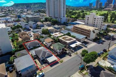 Multi Family Home For Sale: 747 Lukepane Avenue