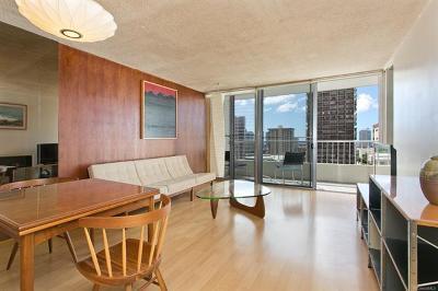 Honolulu Condo/Townhouse For Sale: 1515 Ward Avenue #404