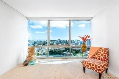 Honolulu Condo/Townhouse For Sale: 1200 Queen Emma Street #3710