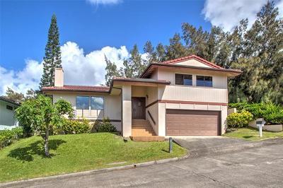 Aiea Single Family Home For Sale: 98-1431 Onikiniki Place