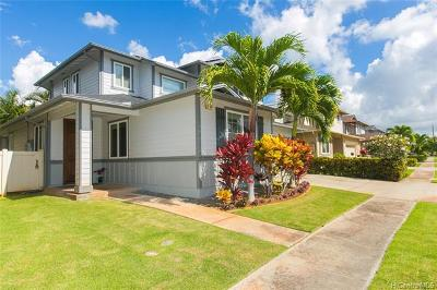Ewa Beach Single Family Home For Sale: 91-1164 Olowa Street