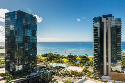 Honolulu HI Condo/Townhouse For Sale: $1,450,000