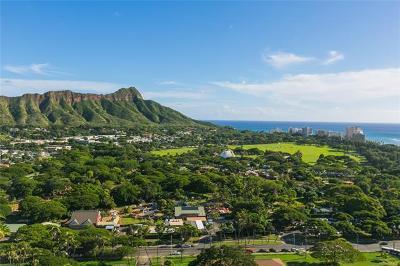 Honolulu Condo/Townhouse For Sale: 2600 Pualani Way #3104