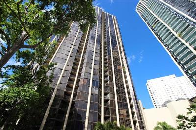 Honolulu Condo/Townhouse For Sale: 60 N Beretania Street #3810