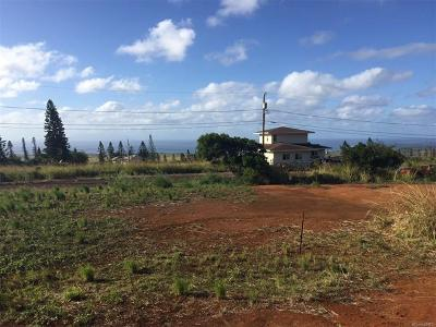 Maui County Residential Lots & Land For Sale: Halena Street #Parcel #