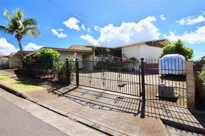 Honolulu HI Single Family Home For Sale: $975,550