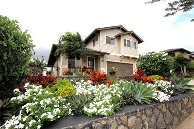 Kapolei HI Single Family Home For Sale: $845,000