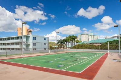 Honolulu County Condo/Townhouse For Sale: 2888 Ala Ilima Street #512