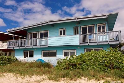 Honolulu County Single Family Home For Sale: 91-127 Ewa Beach Road #77