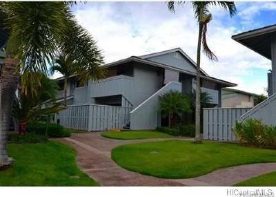 Waipahu Condo/Townhouse For Sale: 94-1056 Paha Place #M5
