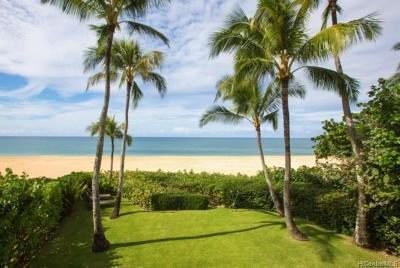Haleiwa Single Family Home For Sale: 59-533 Ke Iki Road