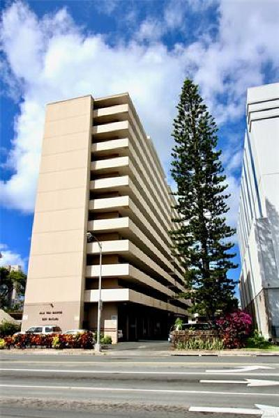Honolulu Condo/Townhouse For Sale: 620 McCully Street #906