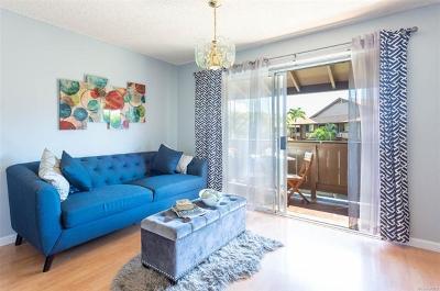 Ewa Beach Condo/Townhouse For Sale: 91-1150 Puamaeole Street #11R